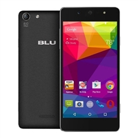BLU Vivo Selfie V030u Unlocked GSM Dual SIM Smartphone - Black