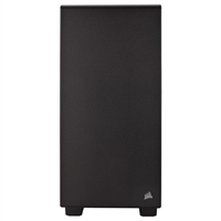 Corsair Carbide Clear 400C ATX Compact Mid-Tower Computer Case - Black