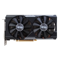 Sapphire Technology Radeon NITRO R9 380X 4GB GDDR5 Video Card w/ Dual-X Overclock & Backplate