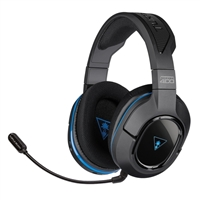 Turtle Beach Ear Force Stealth 400 Wireless Headset - Black