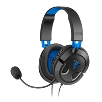 Turtle Beach Ear Force Recon 50P Gaming Headset - Black/Blue