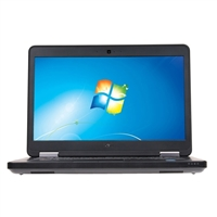 "Dell Latitude E5440 Windows 7 Professional 14"" Laptop Computer Refurbished - Black"