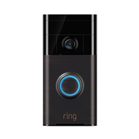 Ring Video Doorbell - Bronze