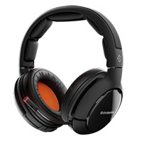 SteelSeries Siberia 800 Gaming Headset - Black