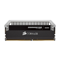 Corsair Dominator Platinum 32GB 2 x 16GB DDR4-3000 PC4-24000 C15 Quad Channel Desktop Memory Kit