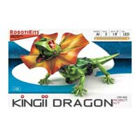 OWI Robotics Kingii Dragon Robot Kit