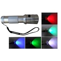 AOBO lighting RGB 3W LED Flashlight