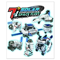 OWI Robotics Solar Space Fleet Kit