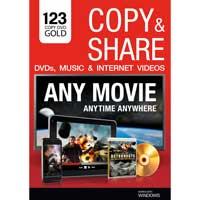Avanquest 123 Copy DVD Gold (PC)