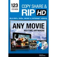 Avanquest 123 Copy DVD Platinum (PC)