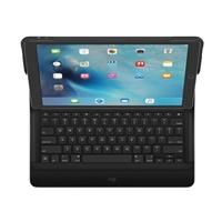 Logitech CREATE Backlit Keyboard Case w/ Smart Connector for iPad Pro - Black