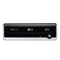 LG GE24NU40BK 24x DVD+/-RW DL USB 2.0 External Drive Factory Recertified