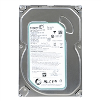 "Seagate Barracuda 320GB 7,200 RPM SATA III 6Gb/s 3.5"" Internal Hard Drive Factory Recertified ST320DM000-FR"