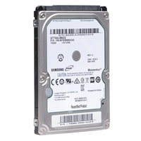 "Samsung SpinPoint 750GB 5,400 RPM SATA III 6Gb/s 2.5"" Internal Hard Drive Factory Recertified - ST750LM022"
