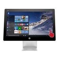 "HP Pavilion 23-q112 23"" Touchscreen All-in-One Desktop Computer Refurbished"
