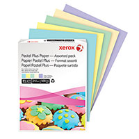 Xerox Pastel Paper Assorted Pack