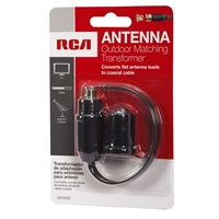 RCA Outdoor Matching Transformer