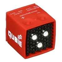 Qubie LED Micro Light for iOS and Android Red