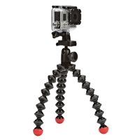 Joby Action Tripod with Mount for GoPro Black/Red
