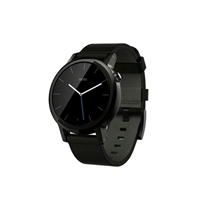 Motorola Moto 360 2nd Generation 42mm Smart Watch Black Leather