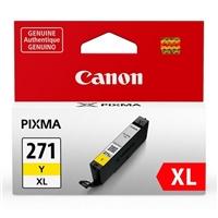 Canon CLI-271XL Yellow ink Cartridge