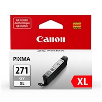 Canon CLI-271XL Gray Ink Cartridge