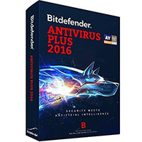 Bitdefender Antivirus Plus 2016 - 1 Device, 1 Year (PC)