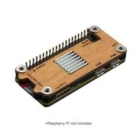 C4Labs Zebra Zero for Raspberry Pi Zero - Wood