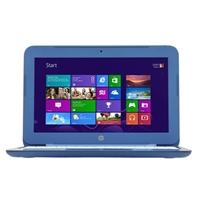 "HP Stream 11.6"" Laptop Computer Factory Recertified - Blue"
