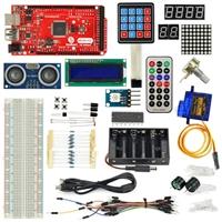 SainSmart MEGA ADK R3 + Keypad + Servo motor Starter Kit