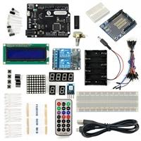 SainSmart Leonardo R3+Keypad Kit With Basic Arduino Projects