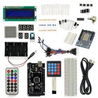 SainSmart MEGA2560 R3+Keypad Kit With Basic Arduino Projects