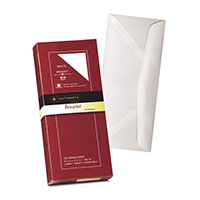 Southworth #10 Resume Envelopes White
