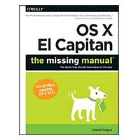 O'Reilly OS X EL CAPITAN MISSING