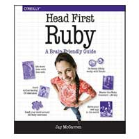 O'Reilly HEAD FIRST RUBY