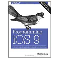 O'Reilly PROGRAMMING IOS 9