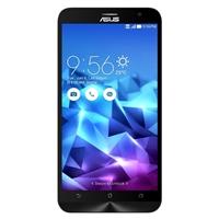 ASUS Zenfone 2 Deluxe Special Edition 4GB Unlocked Smartphone - Silver Polygonal