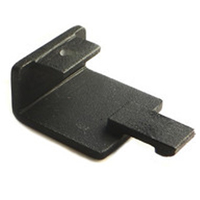 Cyntech SD Cover for Raspberry Pi Model B+ Case -Black