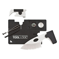 Tool Logic Credit Card Companion with 9 Tools in 1