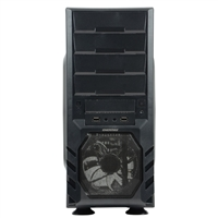 Enermax Clipeus ATX Mid-Tower Case - Black (ECA-3212-BL)