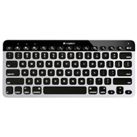 Logitech K811 (Refurbished) Easy-Switch Bluetooth Illuminated Keyboard