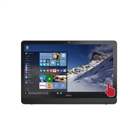 "Dell Inspiron 20 3000 Series 19.5"" Touchscreen All-in-One Display"