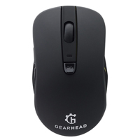 Gear Head Dual Mode Wireless Optical Mouse