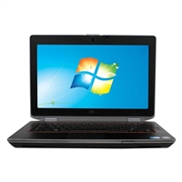 "Dell Latitude E6420 Windows 7 Professional 14"" Laptop Computer Refurbished - Black"