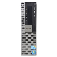 Dell OptiPlex 980 Windows 7 Professional Desktop Computer Refurbished
