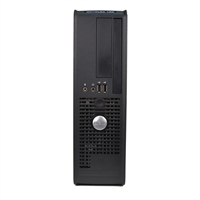 Dell OptiPlex 760 Windows 7 Professional Desktop Computer Off Lease Refurbished