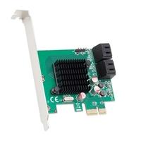 Syba 4-port SATA III PCIe 2.0 Controller Card