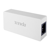 Tenda PoE30G-AT Gigabit 802.3af / 802.3at Power over Ethernet (PoE) Injector