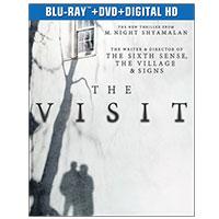 Universal The Visit Blu-Ray