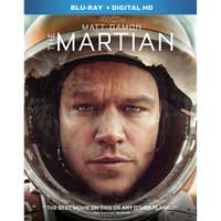 20th Century Fox Martian Blu-Ray